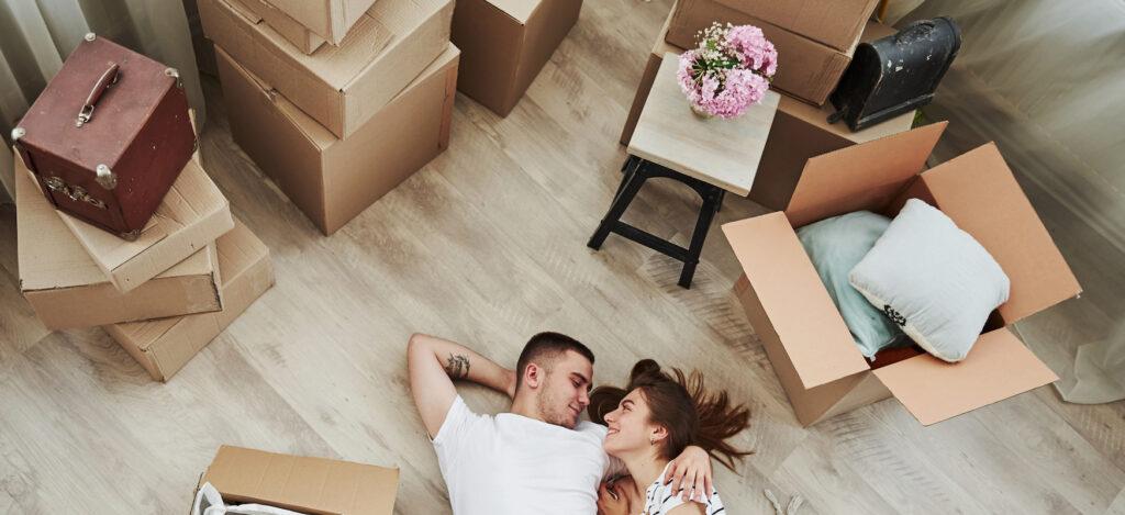 vloerverwarming houten ondervloer plaatsen